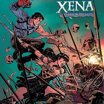 Read Army of Darkness / Xena: Forever&#8230 and a Day #1 Part of Dynamites Latest Digital Bundle