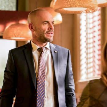 Arrow Star Paul Blackthorne to Work 'The InBetween'