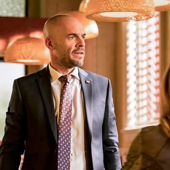 Arrow Star Paul Blackthorne to Work The InBetween