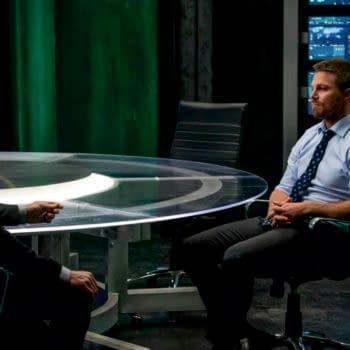 Arrow Season 6 episode Fundamentals