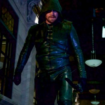 Arrow season 6 image episode fundamentals