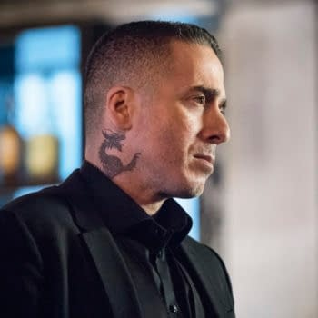 Arrow Season 6: Ricardo Diaz Makes His Play to Join the Quadrant