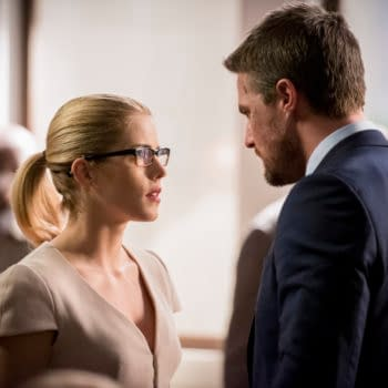 Emily Bett Rickards Sees Trouble Ahead for Oliver and Felicity