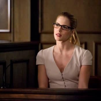 Emily Bett Rickards Talks the Future for Felicity Smoak in Arrow Season 7