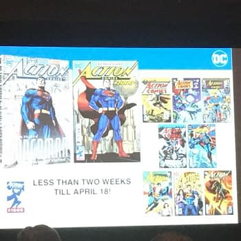 Retailers Have Bought Half a Million Copies of Action Comics #1000 from DC