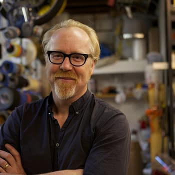 Adam Savage Launching Mythbusters Jr. on Discovery