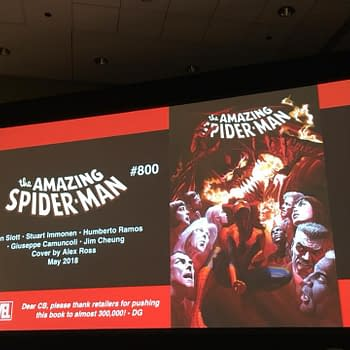 Amazing Spider-Man #800 Has Sold 200000 Fewer Copies Than Action Comics #1000