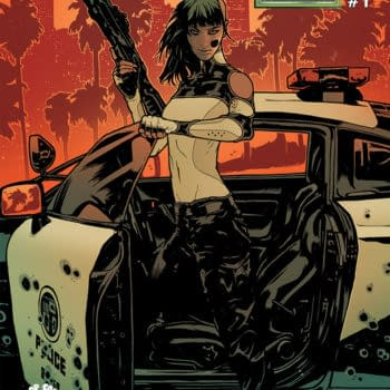 Top Cow Launches Aphrodite V by Bryan Hill and Jeff Spokes in July