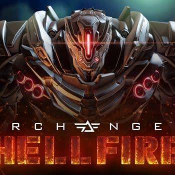 Archangel: Hellfire key art
