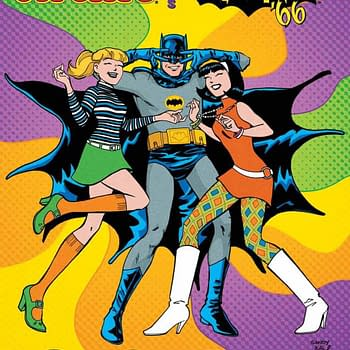 Batman 66 Grooves into Archie Comics July 2018 Solicits