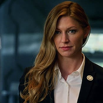 Jes Macallan Upped to Series Regular for Legends of Tomorrow Season 4