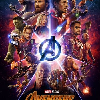 Avengers: Infinity War Gets an IMAX Poster Still No Hawkeye