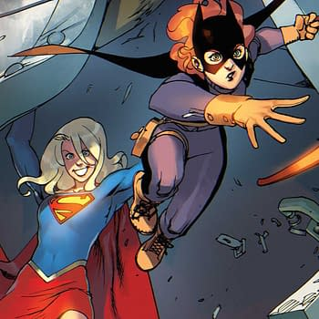 Batgirl vs. Supergirl in the Latest DC Versus Video