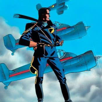 Steven Spielberg to Adapt, Possibly Direct DC Comics 'Blackhawk' Movie