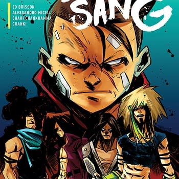 The Ballad of Sang #2 Review: Tone Problems and Unpleasant Visuals