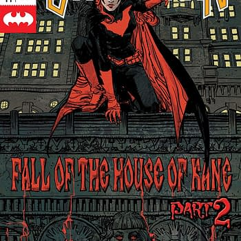 Batwoman #14 Review: Dont Drink the Tea