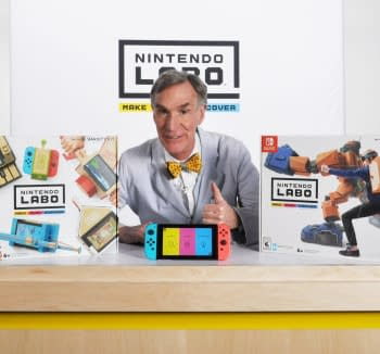 Watch Bill Nye Play With The Nintendo Switch Labo Sets