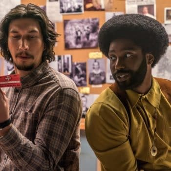 First Trailer for BlacKkKlansman Ends with a Very Familiar Rallying Cry