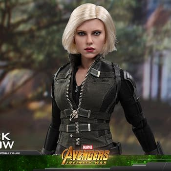 Black Widow Gets Her Avengers: Infinity War Hot Toys Release
