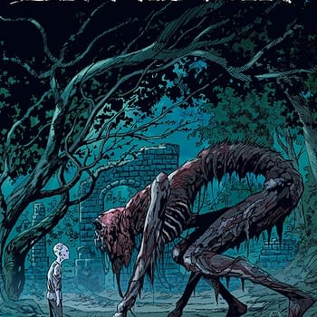 Bloodborne #3 Review: Under a Paleblood Sky