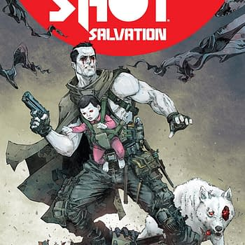 Bloodshot Salvation #8 Review: A Decent Story Elevated by Incredible Artwork
