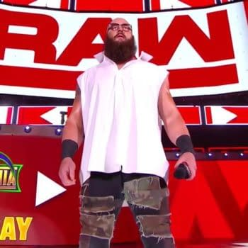"""Brains"" Strowman Revealed as Braun Strowman's WrestleMania Tag Team Partner"
