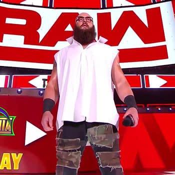 Brains Strowman Revealed as Braun Strowmans WrestleMania Tag Team Partner