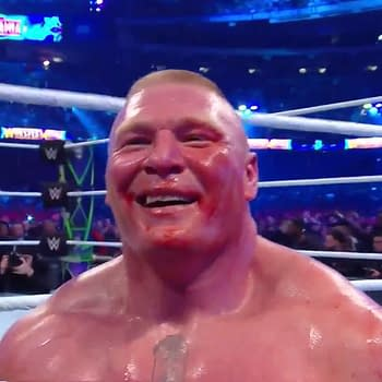 Tony Khan Comments on AEW Signing Brock Lesnar: No Comment