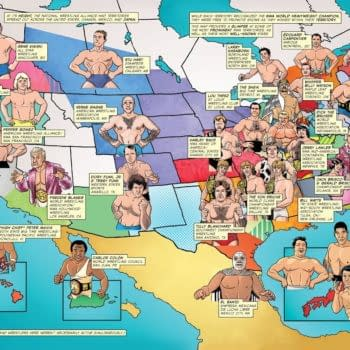 Comic Book Story of Pro Wrestling preview