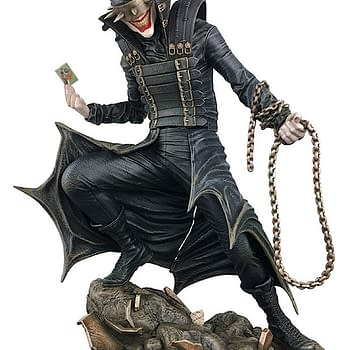 DC Comics Gallery Statues on the Way Including The Batman Who Laughs