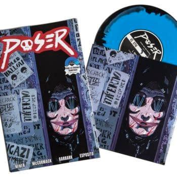 poser waxwork comics