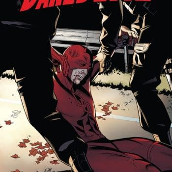 Daredevil #601 cover by Chris Sprouse, Karl Story, and Jordie Bellaire
