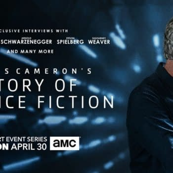 Let's Talk About AMC Visionaries: James Cameron's Story Of Science Fiction Episode 1