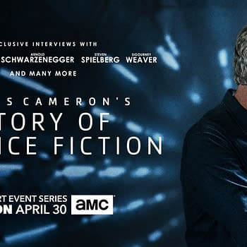 Lets Talk About AMC Visionaries: James Camerons Story Of Science Fiction Episode 1