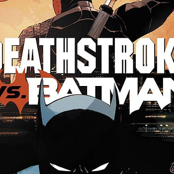 Deathstroke #30 Advance Review: Deathstroke vs Batman Begins