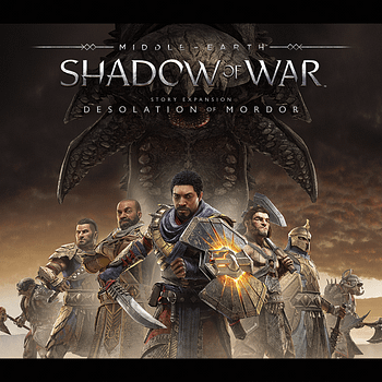 Middle-Earth: Shadow of War Shows Off New Desolation of Mordor Cinematic