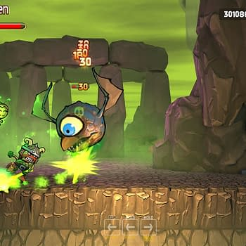 Forward Thinking and Running Too in Dungeon Stars from PAX East