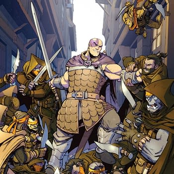 Dungeons &#038 Dragons: Evil at Baldurs Gate #1 Review – Hamsters Nibbling at Your Nose