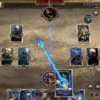 Elder Scrolls Legends is Switching Development Teams
