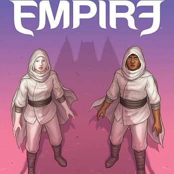 Eternal Empire #8 Review: Unique Fantasy but With Stiff Art and Awkward Flow