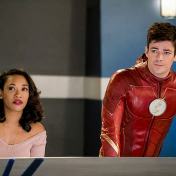 The Flash Season 4 Episode 17 Recap: Null and Annoyed