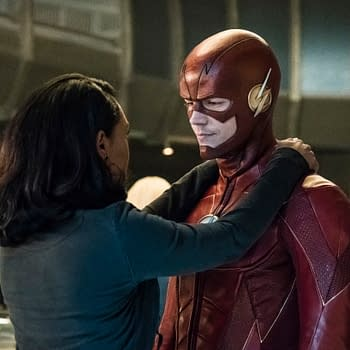 The Flash Season 5 Episode 19 Snow Pack: We Now Return You to Your Regularly Scheduled Family Arguments [REVIEW]