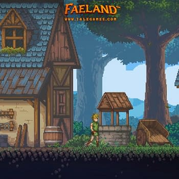 Old-School Adventuring Refined in the Demo for Faeland