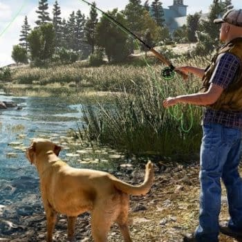 PETA Voices Concerns About Fishing in Far Cry 5