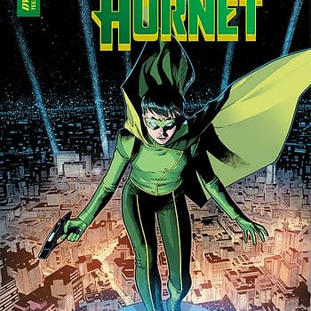 Writers Commentary: Amy Chu Talks Green Hornet #2