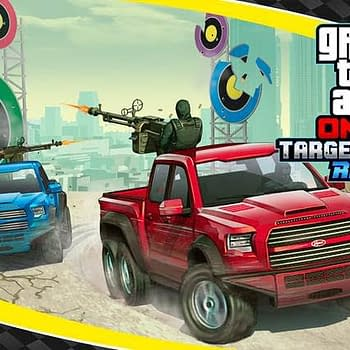 GTA Online Adds Target Assault Races and Vapid Caracara in Latest Patch