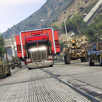 Grand Theft Auto Online: Contraband Week Kicks Off Today