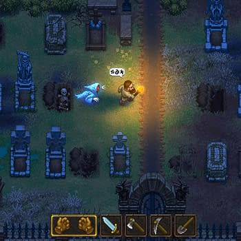 TinyBuild Games Shows Off the Graveyard Keeper Reveal Trailer