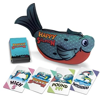 Playing For the Sake of Having Fun with Happy Salmon at PAX East