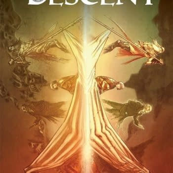 Her Infernal Descent #1 cover by Kyle Charles